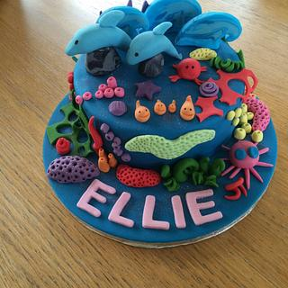 Dolphins for Ellie