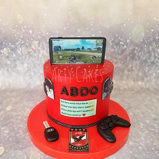 Pubg cake - Cake by Arty cakes