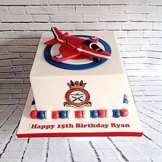 RAF cake - Cake by classinacake (ina)