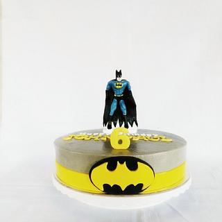 Batman Cake - Cake by amie