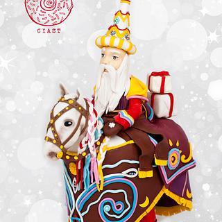 Santa's Passport Collaboration - Poland