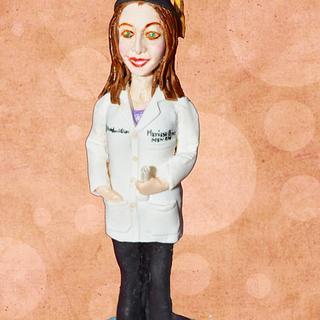 Nurse Graduate Figurine!
