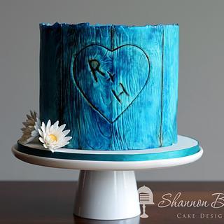 Barnwood Groom's Cake