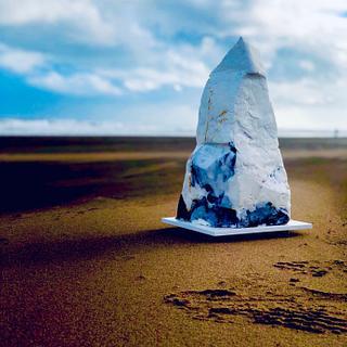 Iceberg on the Beach