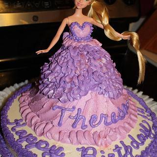 Little Teresa's Birthday cake - Cake by Teresa Hastings