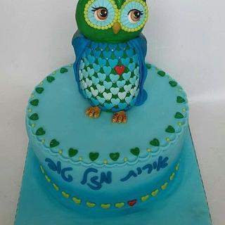 A beautiful owl