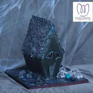 CPC Halloween Collaboration  - Cake by Mayummy