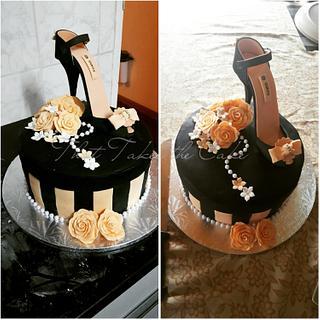 Heel cake