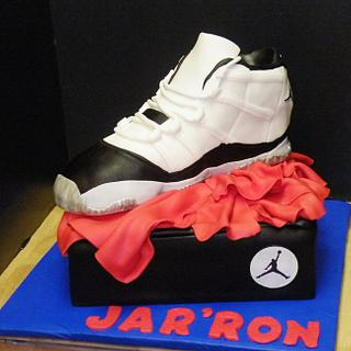 Jordan Concord 11's for Jar'ron