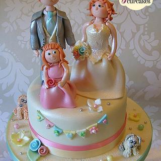 Pastel & Pearl Wedding