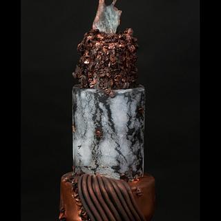 Kara-Kane - Cake by NadiaPedrazaMartinez