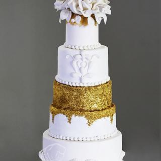 Wedding Cake By Purbaja B