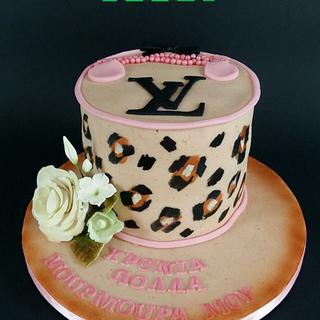Another Fashion Cake - Cake by LiliaCakes