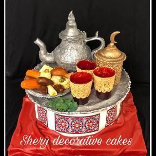Ramadan cake - Cake by Shereen Adel