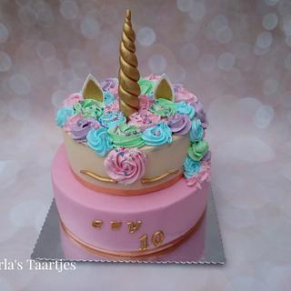Unicorn Cake - Cake by Carla