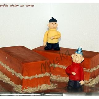 bricks and Pat&Mat
