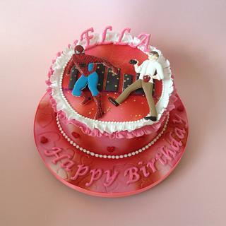 Spider-Man cake - Cake by Rachel Bosley