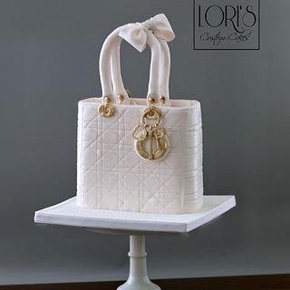 Lady Dior purse