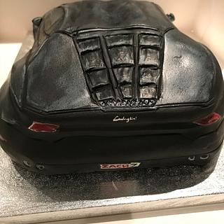 Lamborghini Cake - Cake by CCC194