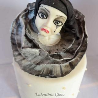 Pierrot : Carnival Cake