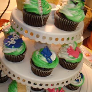 EMS Cupcakes - Cake by Chris Jones