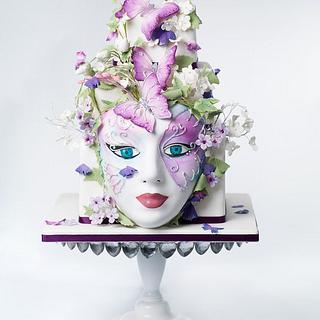 Face Cake!