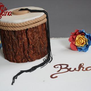 Music Around the World - Cake Notes Collaboration