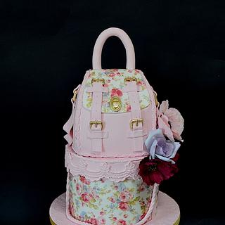like mother, like daughter - Cake by Delice