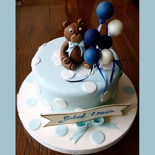 Gabriel's cake