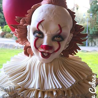IT - Cake by Rose Cakes