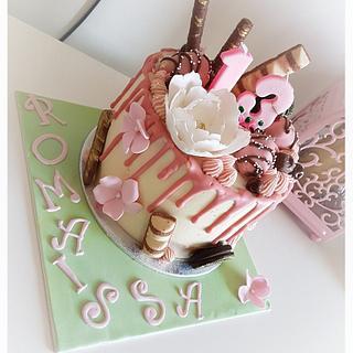 Dripcake - Cake by s