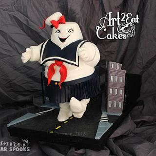 Stay-Puft Marshmallow Miss