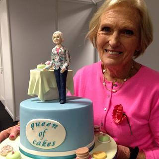 Mary Berry cake