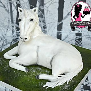 Cake International Fairytale Forest Unicorn