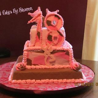 Birthday cake  For Emily!