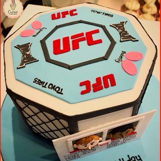 UFC Cake