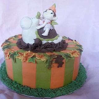 woodfairy cake