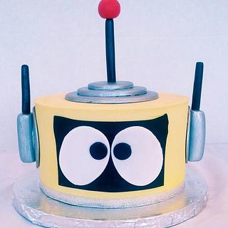 Yo Gabba Gabba! Birthday and Smash cake