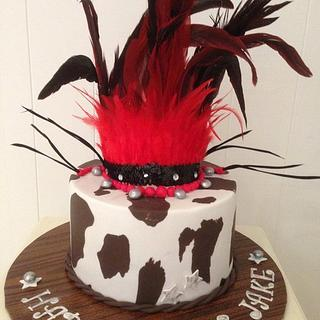 The Cow Cake