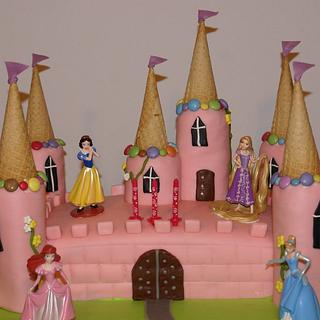 Princesses castle