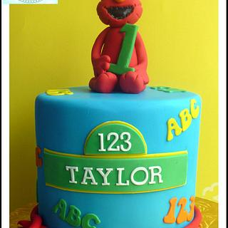Elmo's ABCs and 123s