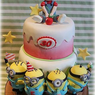 Party's Minion