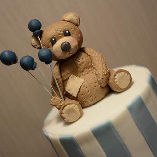 Teddybear cake!