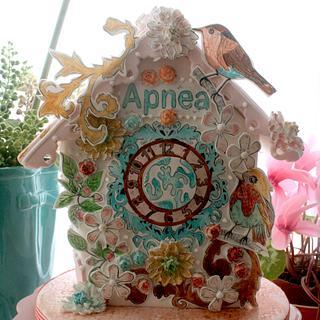 Apnea cake