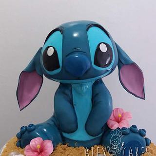 3D Stitch cake - Cake by Alex