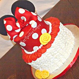 Minnie Mouse my way