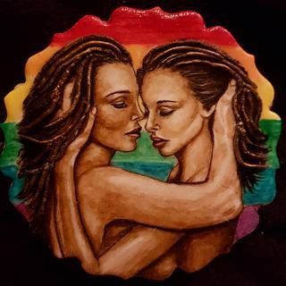"Simply love ""Pride collaboration """
