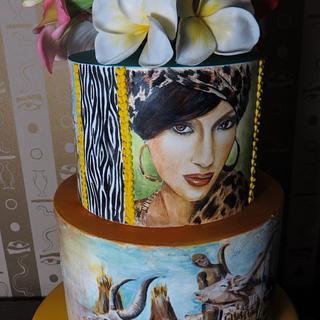 Sudanese/Egytpian/African Birthday