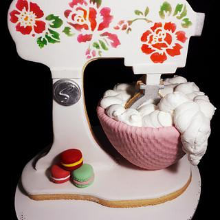 Cookie Kitch 3D - Cake by Sandra S Rivero