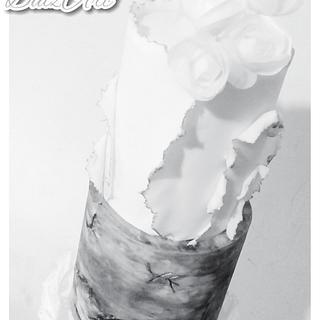 #cakeelegante - Cake by Design DulzArt